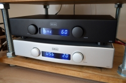 DAC, streamer, preamp Hegel HD30